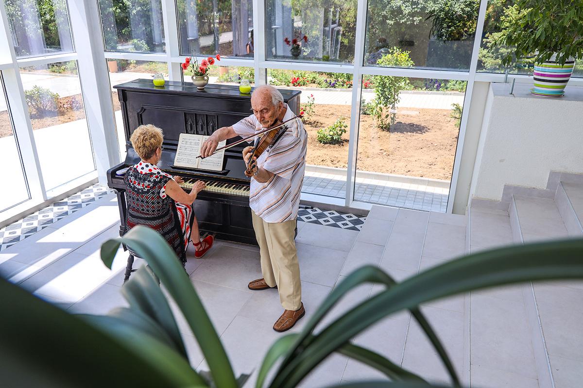 Медива Парк - резидентна грижа за възрастни