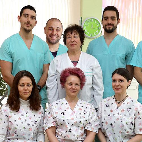 Медива Парк - Здравни специалисти